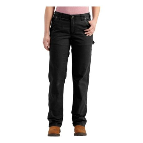 Carhartt® Women's Original Fit Crawford Pant - Black
