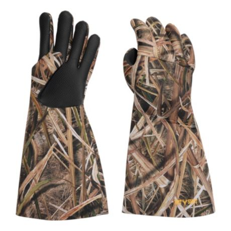 "Hot Shot Men's ""Cyborg"" Neoprene Gauntlet Glove"