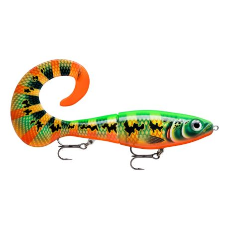Rapala® X-Rap® Otus Swimbait - Peacock