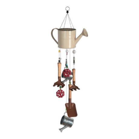 Sunset Vista Designs Garden Time Wind Chime