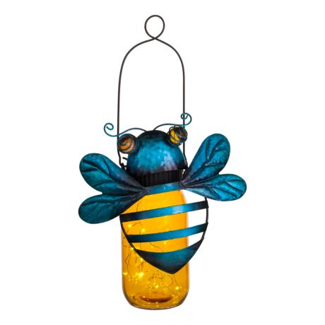 Sunset Vista Designs Bee Solar Lantern