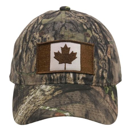 Outdoor Cap Men's Canadian Flag Cap
