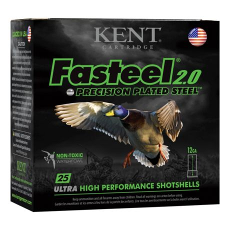 Kent Fasteel 2.0 Steel Shotshells