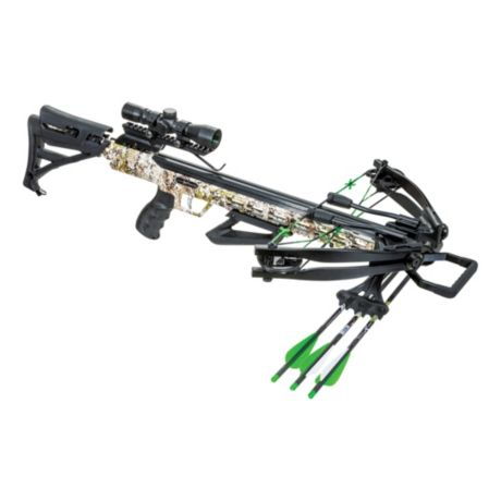 Carbon Express® X-Force® PileDriver 390 Crossbow Package
