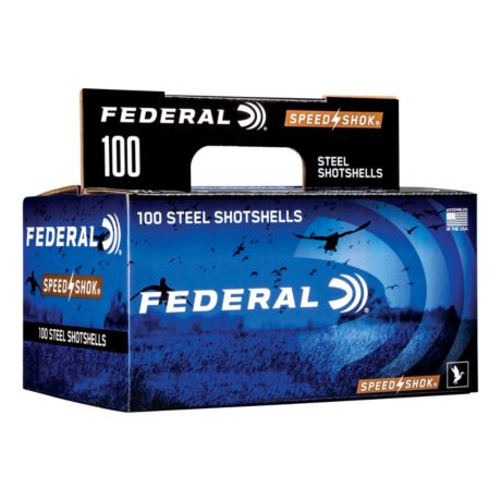 Federal® Speed Shok™ Bulk Shotshell Box