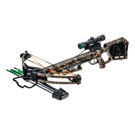 Wicked Ridge Invader X4 Crossbow Package