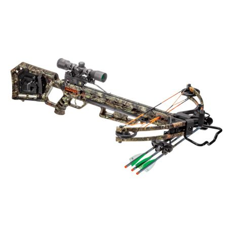 Wicked Ridge Invader X4 Crossbow Package - Opposite Angle View