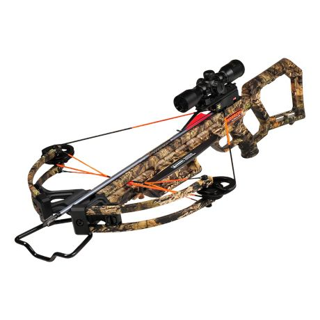 Wicked Ridge Warrior Ultra-Lite Crossbow Package