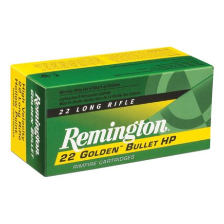 Remington® Golden Bullet .22 LR 225 Pack
