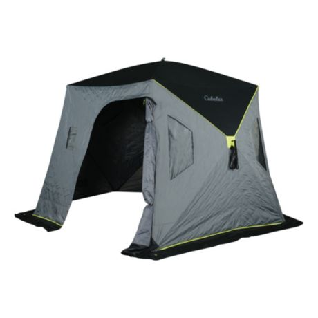 Cabela's Thermal Wide-Door Hub Ice Shelter