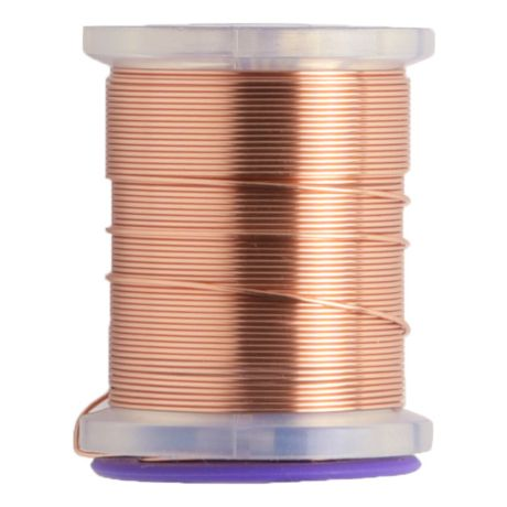 Wapsi Ultra Fly Tying Wire - Copper