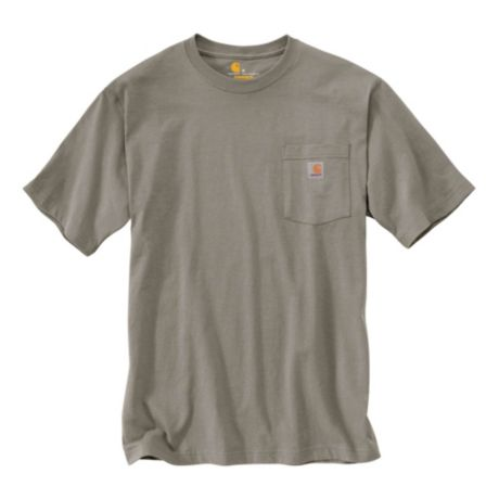 Carhartt® Men's Short-Sleeve Workwear Pocket T-Shirt - Desert