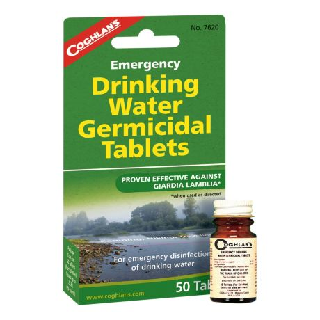 Coghlan's Drinking Water Tablets