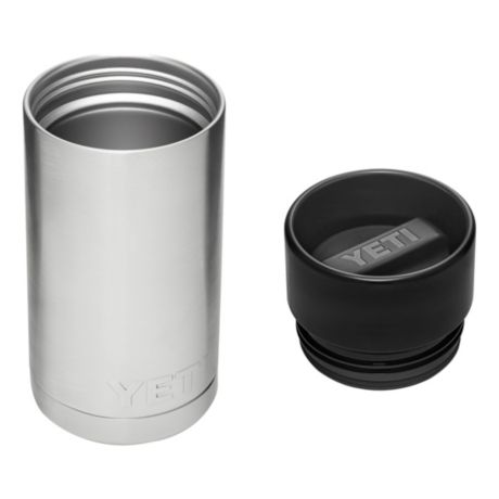 YETI® Rambler 12 oz. Bottle with HotShot Cap - Stainless Steel