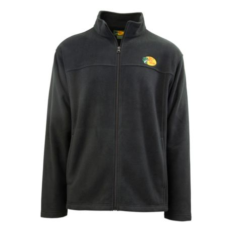 Bass Pro Shops® Men's Logo Fleece Jacket - Anthracite