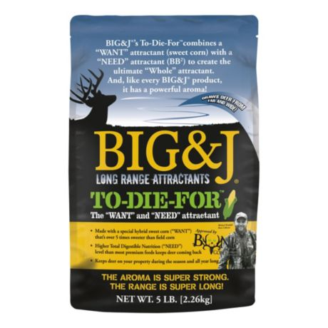 Big & J To Die For Attractant - 5 lb.