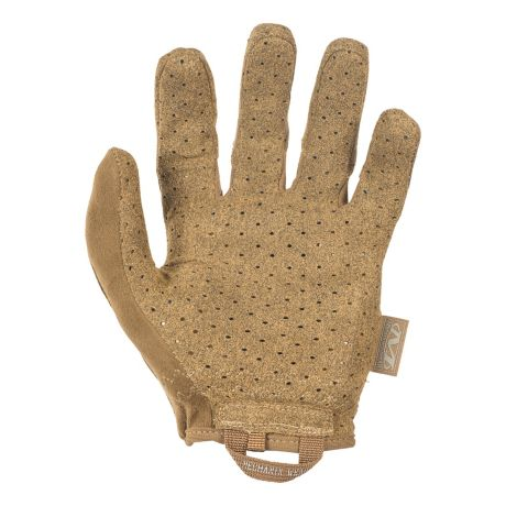 Mechanix Wear Men's Specialty Vent Coyote Glove - palm