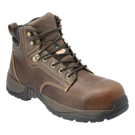 Cabela's Men's Roughneck™ Ledger CSA Waterproof Composite Toe Work Boots