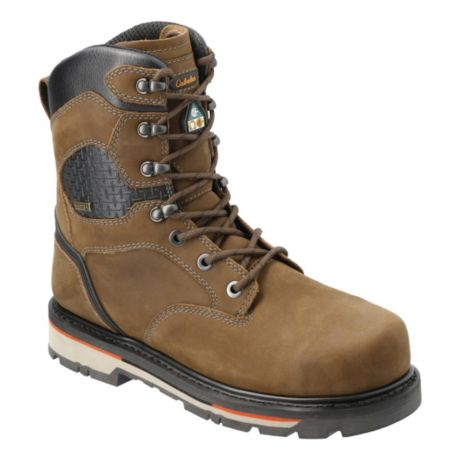 Cabela's® Men's Roughneck™ Overhaul CSA Waterproof Composite Toe Work Boots