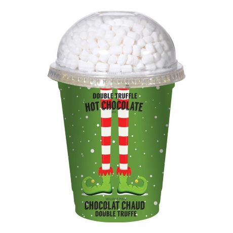 Gourmet Du Village Elf Hot Chocolate Gift Cup