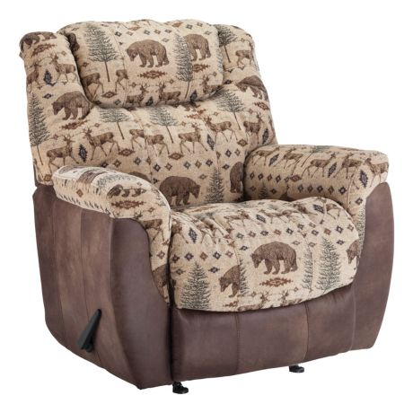 Lane Furniture North Country Rocker Recliner