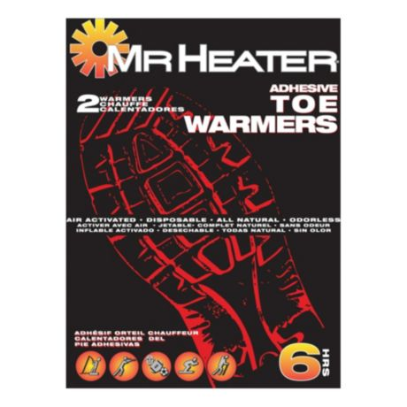 Mr. Heater Disposable Toe Warmers - 1 Pair