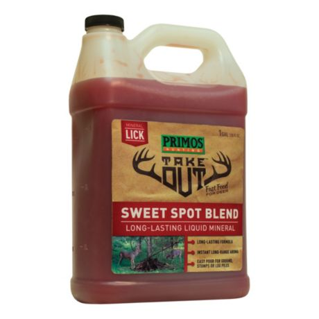 Primos® Take Out Sweet Spot Blend Liquid Mineral
