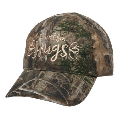 Bass Pro Shops® Toddlers' I Hunt for Hugs Butterfly Cap