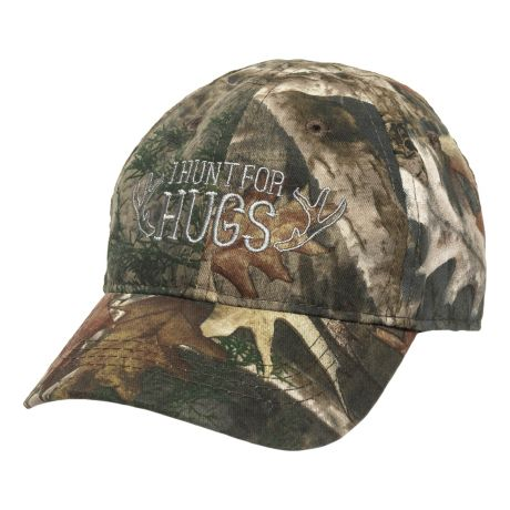 Bass Pro Shops® Toddlers' I Hunt for Hugs Antler Cap
