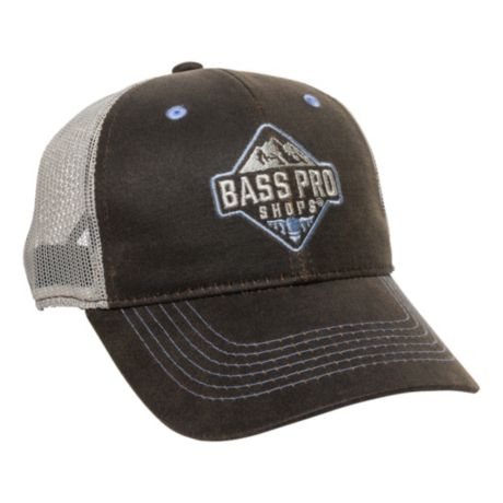 Bass Pro Shops® Men's Mountain Mesh-Back Cap