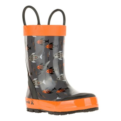 Kamik® Toddlers' Fishride Rubber Boot