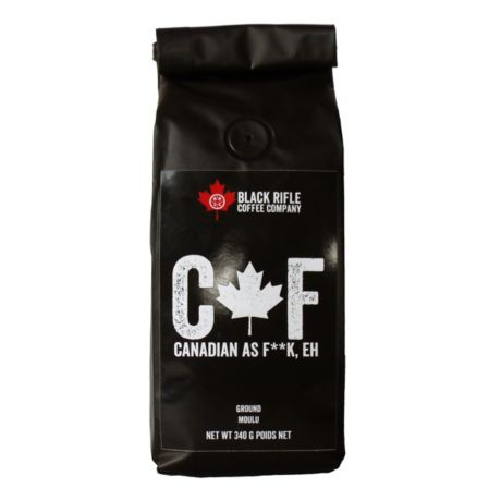 Black Rifle Coffee Company CAF Ground Coffee