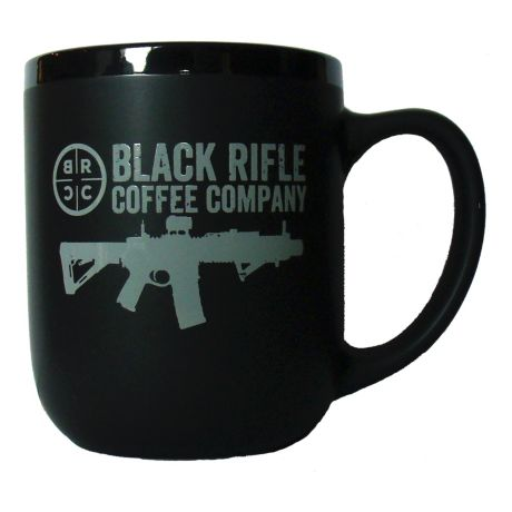 Black Rifle Coffee Company Ceramic Mug