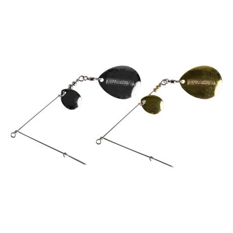 Lunkerhunt Gold and Silver Wire Arm Package