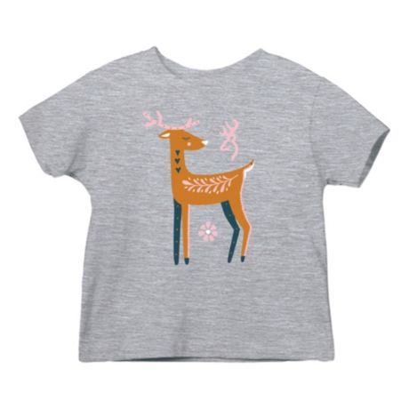 Browning® Toddlers' Adorable Doe T-Shirt
