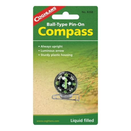 Coghlan's Pin-On Compass