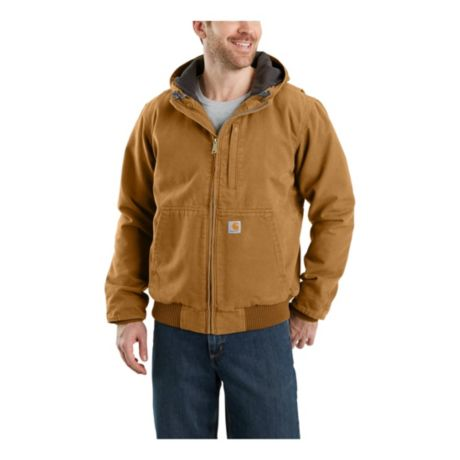 Carhartt® Men's Full Swing® Armstrong Active Jacket - Carhartt Brown