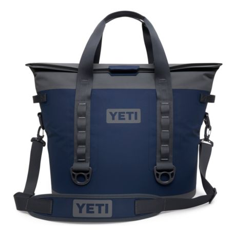 YETI® Hopper M30 Soft Cooler - Navy