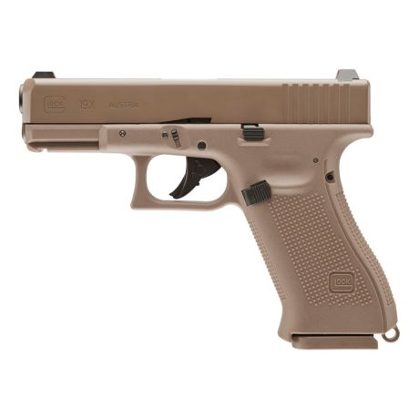 Umarex® GLOCK 19X Blowback .177-cal CO2 BB Pistol