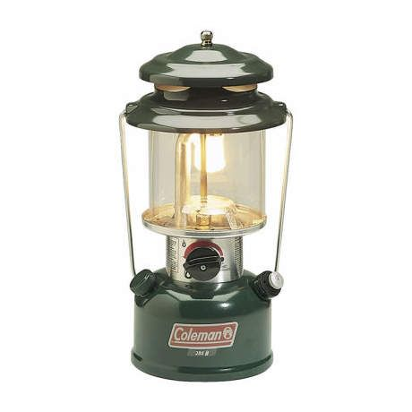 Coleman 286 1-Mantle Liquid Fuel Lantern
