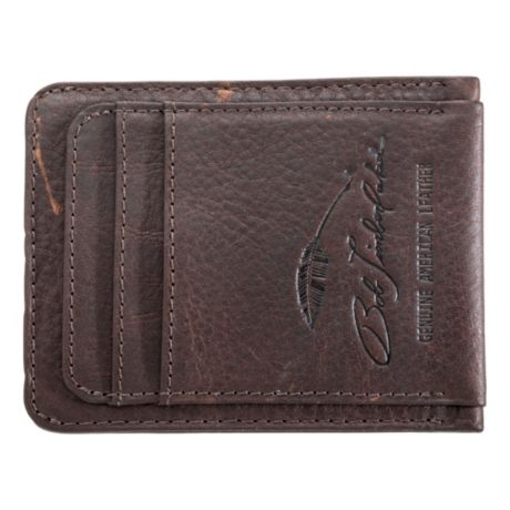 Bob Timberlake® American Leather Front Pocket Wallet