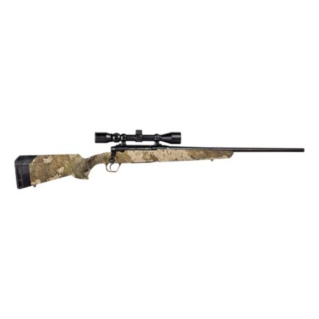 Savage® Axis XP Bolt-Action Rifle in TrueTimber® Strata Camo