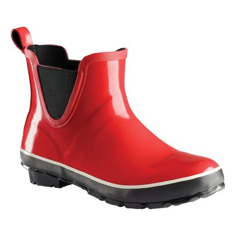Baffin® Women's Pond Rubber Boot - Red