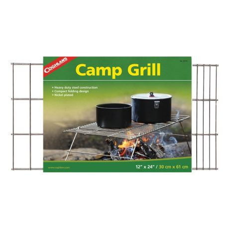 Coghlan's Steel Camp Grill