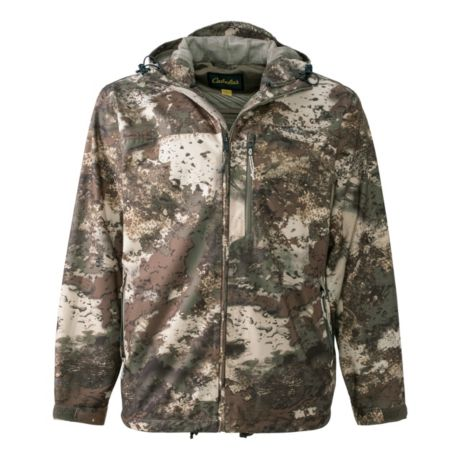 Cabela's Men's MT050® Quiet Pack™ Rain Jacket - Cabela's O2™ Octane