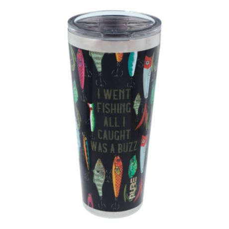 PURE Drinkware Stainless Steel 32 oz. Tumblers - Fishing Buzz