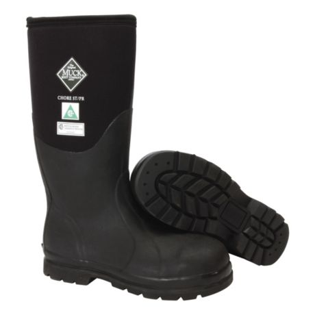Muck Chore High-Cut Steel-Toe Boots