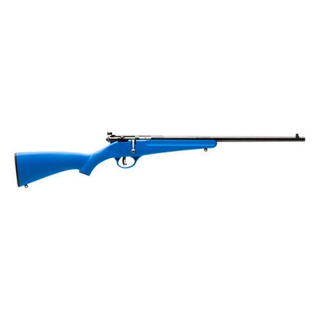 Savage Youth Rascal Single-Shot Bolt Action Rifle - Blue