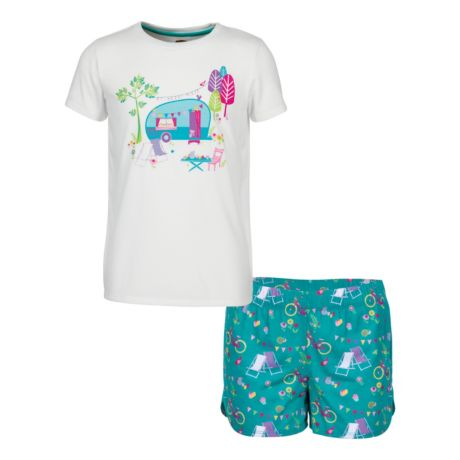 Bass Pro Shops® Toddlers' Happy Place 2-Piece Pajama Set