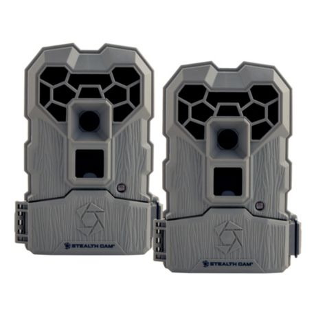 Stealth Cam® QS12 Trail Camera – 2 Pack